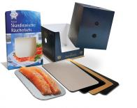 Packaging for fish market